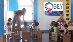 Obama Preschool