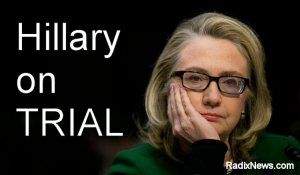 Hillary on Trial