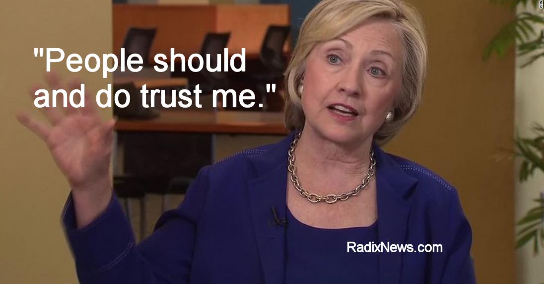Hillary Trust
