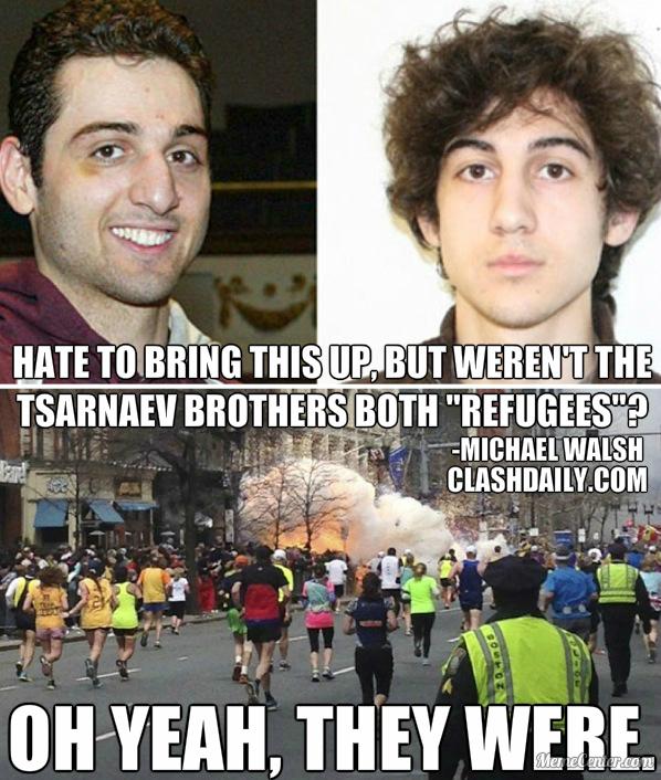 Tsarnaev refugees