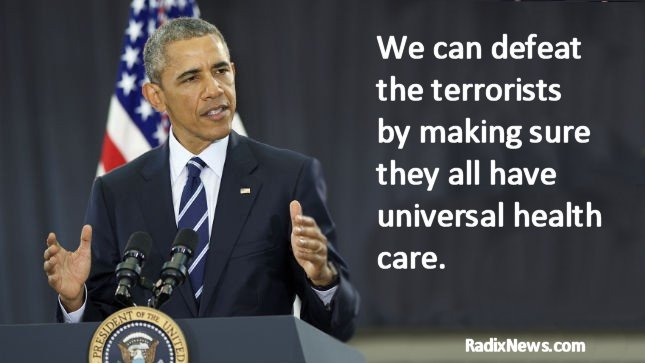 Obamacare ISIS