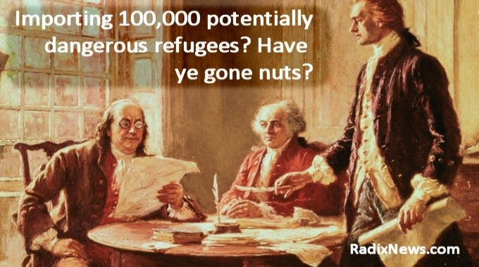 Founders-on-refugees