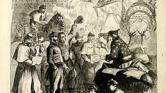 Nast Xmas 1862