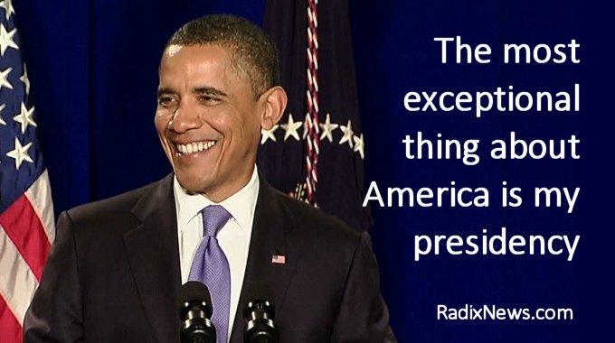Obama Exceptionalism