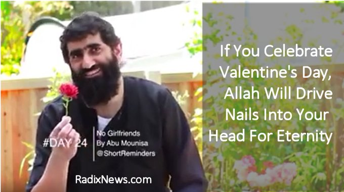 Allah Hates Valentines Day