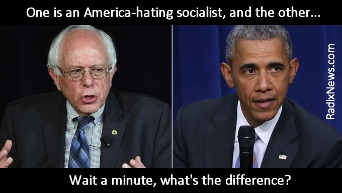 Bernie and Barry